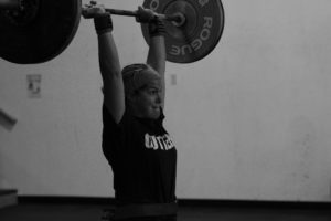 crossfit personal training olympic weightlifting