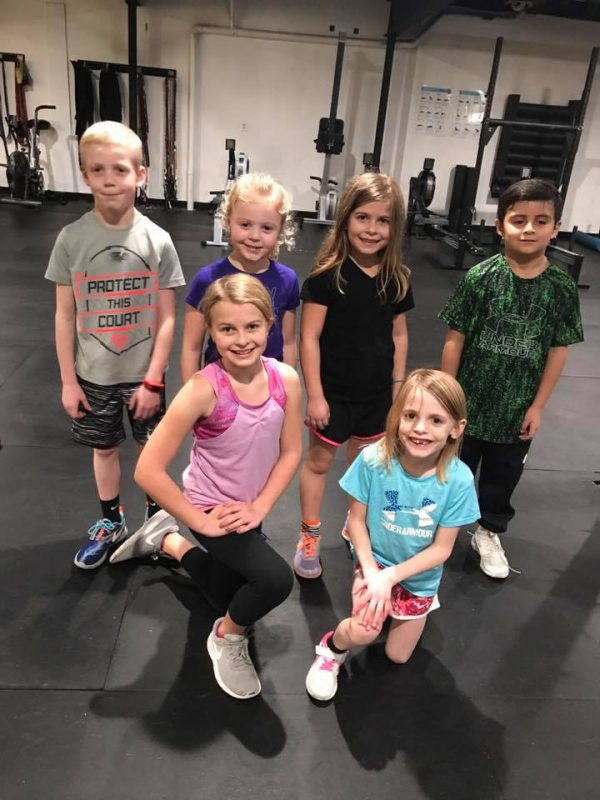 Notch 8 youth fitness