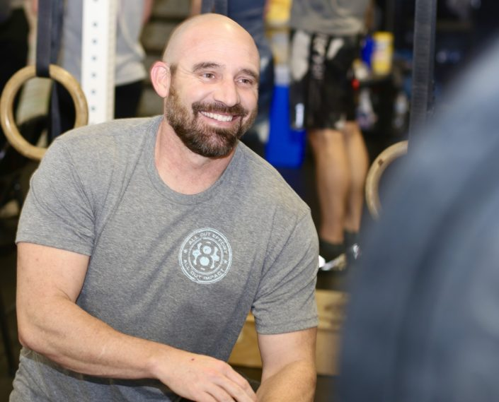 JD Stien - Owner/Head Coach Notch 8 Barbell Club