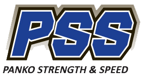 Panko Speed & Strength logo